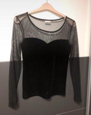 Vero Moda Camisa de mujer negro