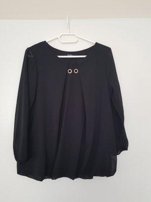 Colloseum Blusa de túnica negro