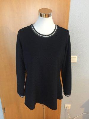 elegantes Peplum Shirt, NEU, Größe L