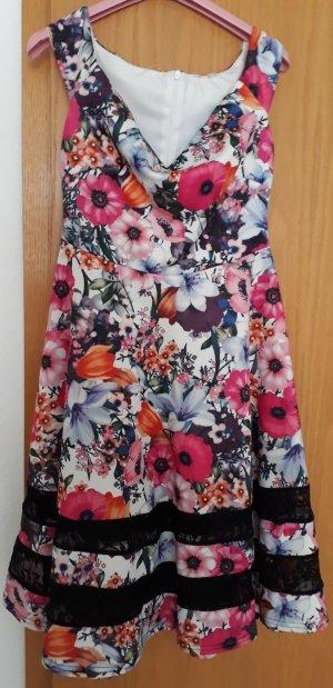 Elegantes Retro Kleid