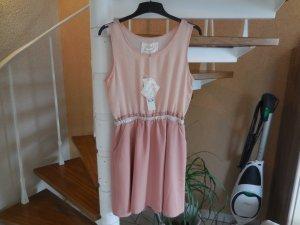 Elegantes rosa Kleid von SUNCOO