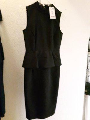 Elegantes Schößchenkleid in schwarz ***NEU***