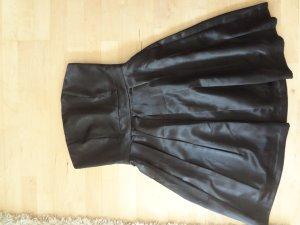Robe bustier noir