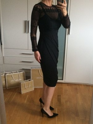 Elegantes, schwarzes Kleid von French Connection