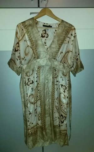 Elegantes Seidenkleid von Single Dress 100% Seide