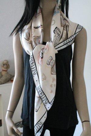 Madeleine Foulard en soie multicolore soie