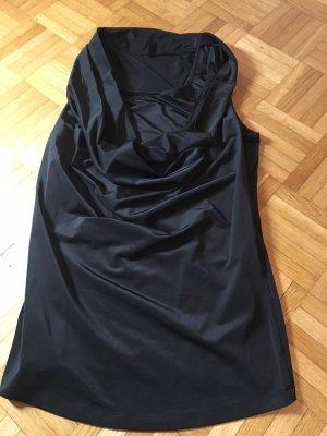Vero Moda Cowl-Neck Top black
