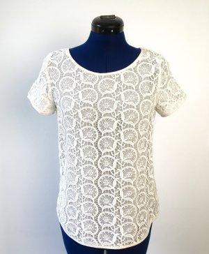 Elegantes Shirt aus Spitze
