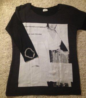 Elegantes Shirt mit Print