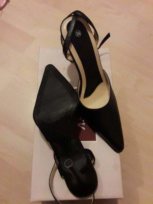 Elegantes Spitze Damen Pumps Abend Schuhe Stilettos