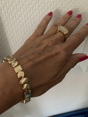 Pierre Lang Bracelet gold-colored-white