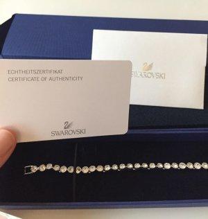 elegantes Swarovski Armband für Damen in silber
