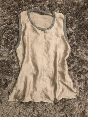 Elegantes Tank Top in satin Optik