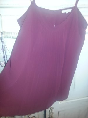Elegantes Top in bordeaux   Gr. 42 von *** mint&berry
