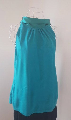 s.Oliver Halter Top turquoise-petrol