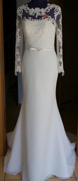 elegantes Vintage Brautkleid