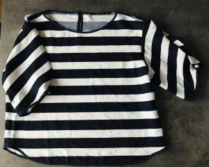 Elegantes Zara Streifenshirt