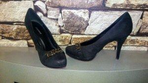 # Eleganz und Komfort High-Heel-Pumps von Graceland