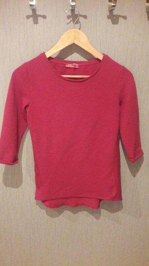 Elegnates Shirt mit Blusenoptik