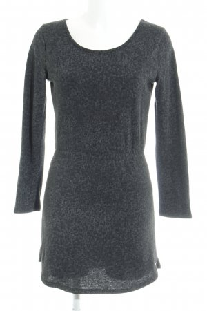 Element A-Linien Kleid grau Casual-Look