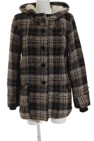 Element Coats Kapuzenjacke mehrfarbig Street-Fashion-Look