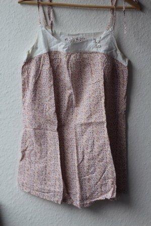 Element Shirt Top Hängerchen Bluse Blumen Blümchen