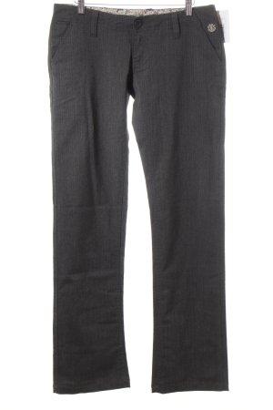 Element Straight-Leg Jeans Fischgrätmuster schlichter Stil