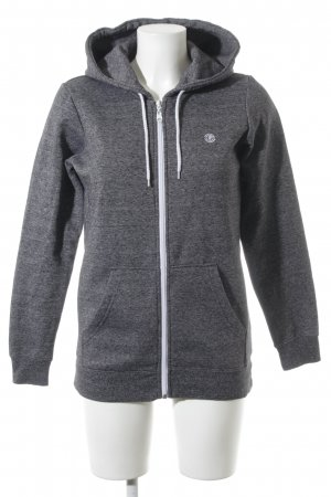 Element Sweatjacke grau Casual-Look
