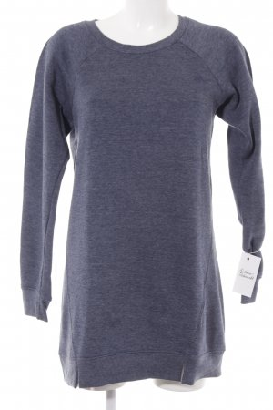 Element Sweat Shirt blue flecked casual look