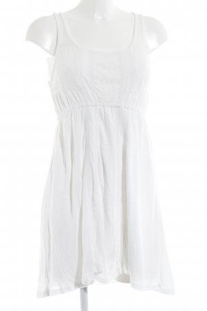 Element Trägerkleid weiß Romantik-Look
