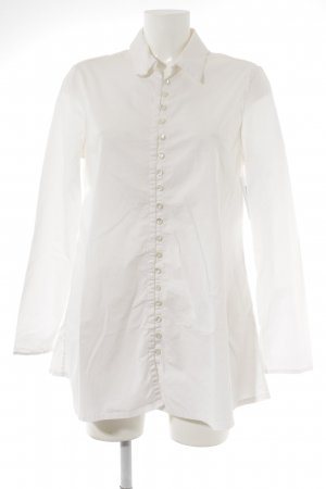 Elemente Clemente Long Blouse natural white casual look