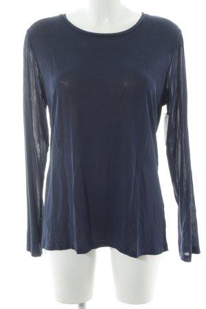 Elemente Clemente Sweatshirt donkerblauw casual uitstraling