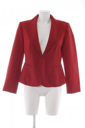 Elements Boyfriend-Blazer dunkelrot Business-Look