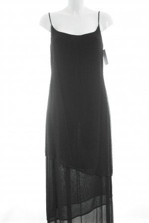 Elements Escada Abendkleid schwarz Elegant