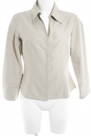 Elements Langarm-Bluse hellbeige Casual-Look