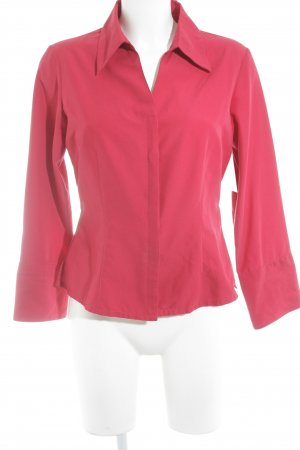 Elements Langarm-Bluse rot Casual-Look