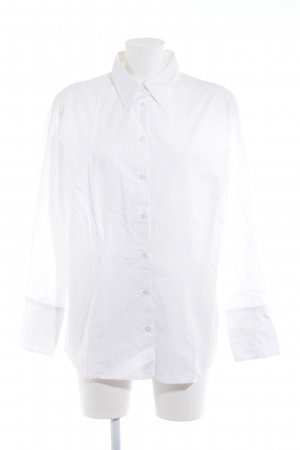 Elements Camisa de manga larga blanco estilo «business»