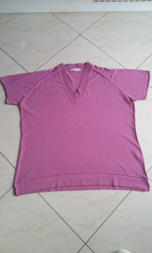 ELENA MIRO Pulli, Shirt, Pullover, Strickpullover, Gr. L altrosa