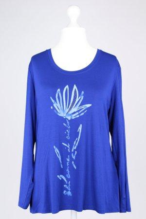 elena miro Shirt blau Größe M 1712080130622