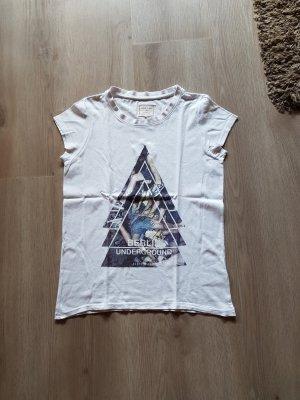 Eleven Paris T-shirt veelkleurig Katoen