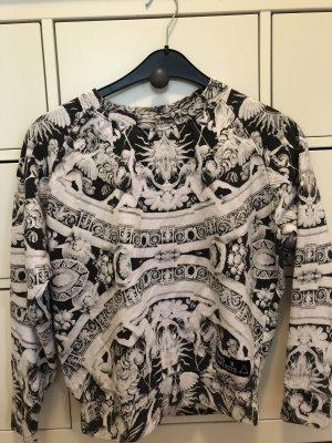 Eleven Paris Sweater wit-zwart