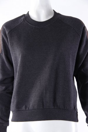 Eleven Paris Sweatpullover mit Stickerei