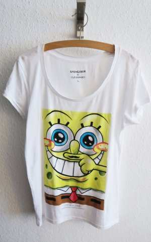Eleven paris T-shirt Spongebob L