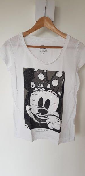 Eleven Paris Shirt wit-zwart