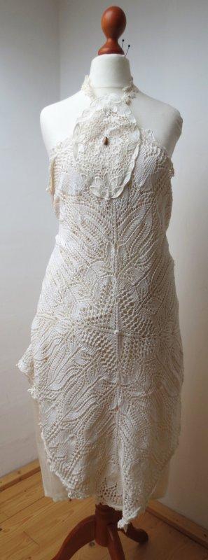 Elfen Hochzeit Brautkleid Hochzeitskleid Kleid Boho Goa S M 36 38 40