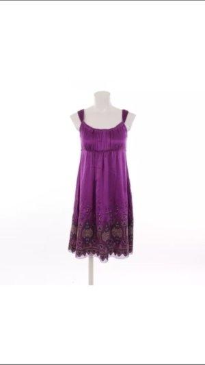 Elie Tahari Kleid Gr. DE 36 US 6 Lila Damen Kleid Cocktailkleid Dress Robe