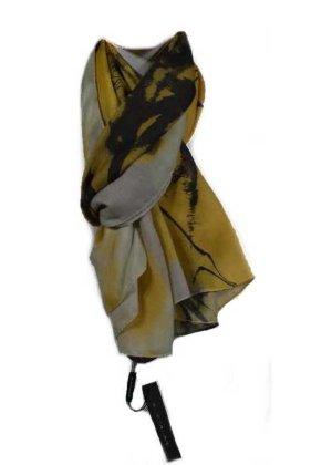 Elie Tahari Foulard multicolore tissu mixte
