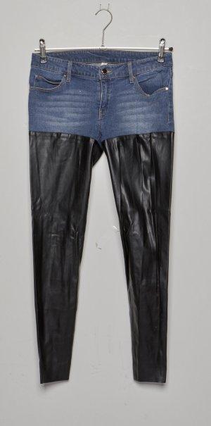 Elin Kling inspired Jeans/Lederjeans