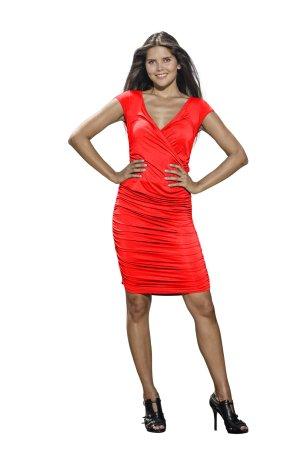 ELISA Jerseykleid von LOUISA OKONYE, Größe 40 *SALE*