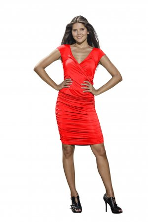 ELISA Jerseykleid von LOUISA OKONYE, Größe 42 *SALE*